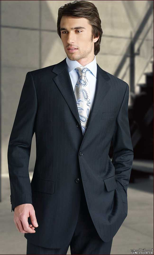 مدل لباس کت و شلوار مردانه لوکس
